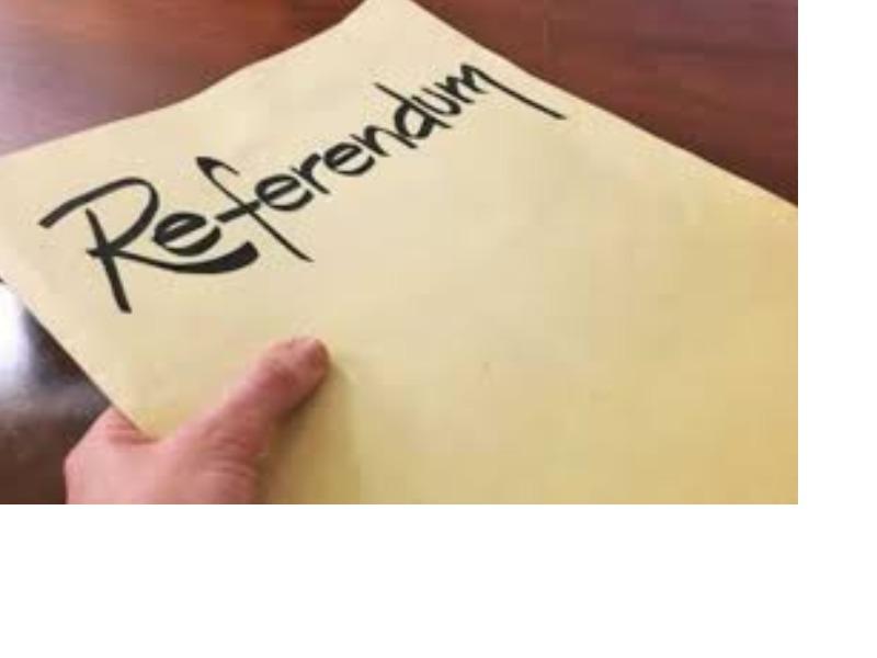 Referendum Costituzionale Elettori residenti all'estero