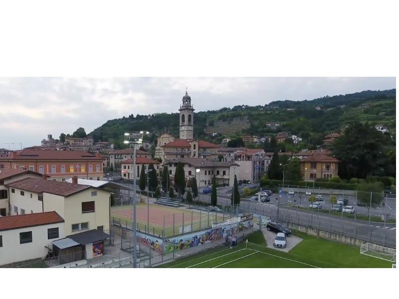 Comune di Chiuduno - Campo calcio oratorio e centro